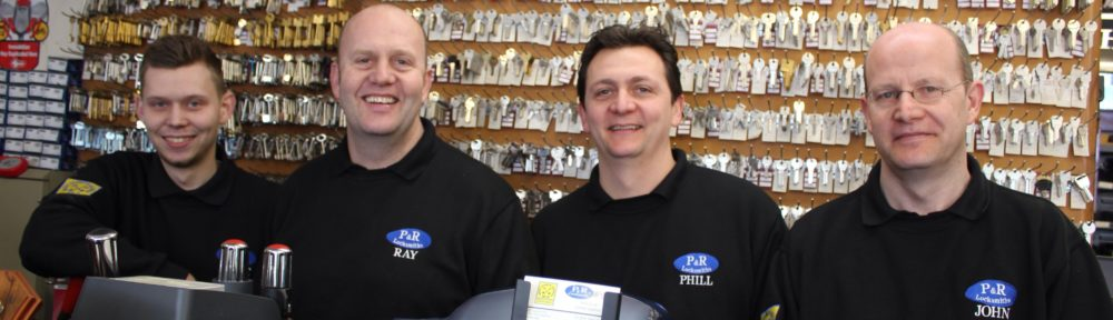 P&R Locksmiths are Master Locksmiths Of Woodbridge and Martlesham